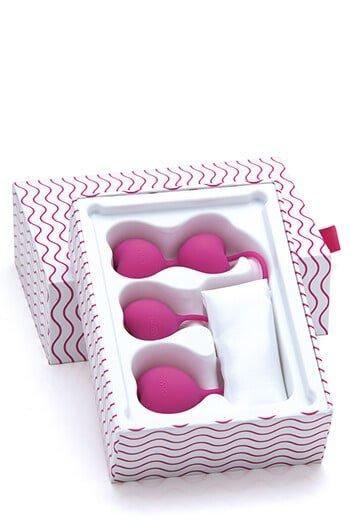 bolas chinas corazon lovelife kit