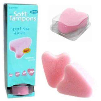 esponjas vaginales caja grande