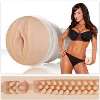 Masturbador fleshlight vagina Lisa Ann