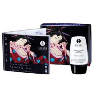Crema Estimulante Lluvia De Amor Punto G De Shunga