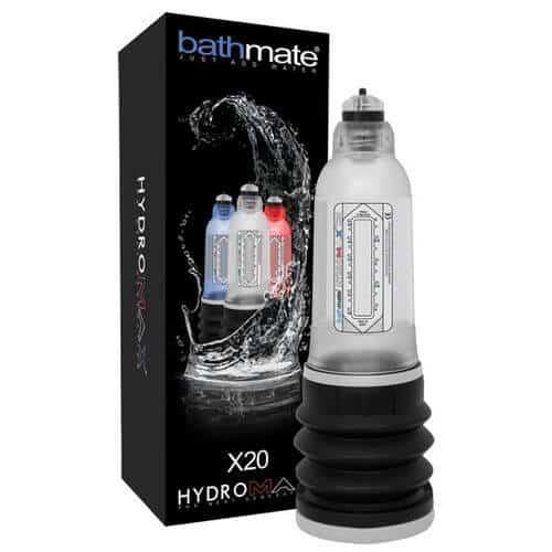 Hidrobomba Para La Ereccion Bathmate X20