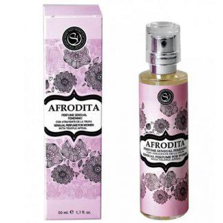 Perfume Feromonas Mujer Afrodita 50 Ml