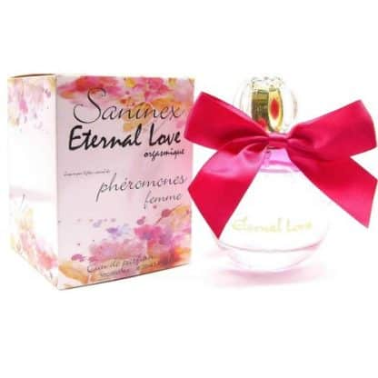 perfume feromonas mujer Saninex Eternal Love 100ml