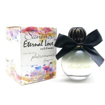 perfume feromonas mujer Saninex Eternal Love Noche de Amor 100ml