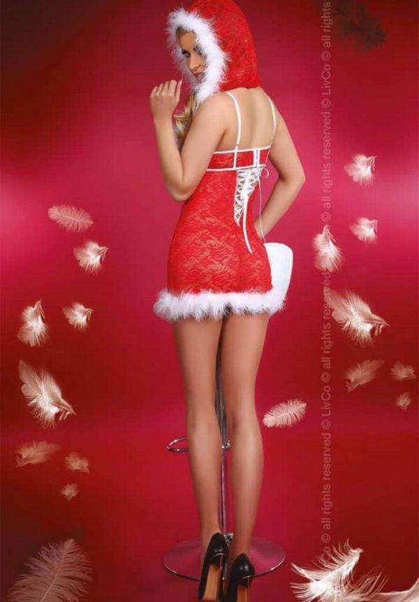 Disfraz Navidad De Livco Corsetti Espalda