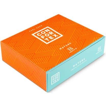 Caja de preservativos naturales CONFORTEX 144 UNID