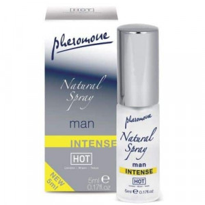 Perfume Con Feromonas Natural Spray Masculino 5 Ml