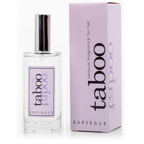 Perfume FemeninoTABOO Con Feromonas 50 Ml