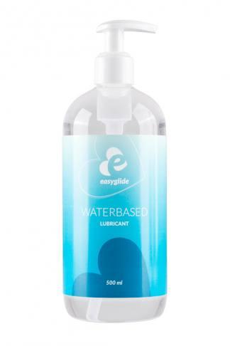 Lubricante Base De Agua Natural Formato Ahorro EASYGLIDE 500ML