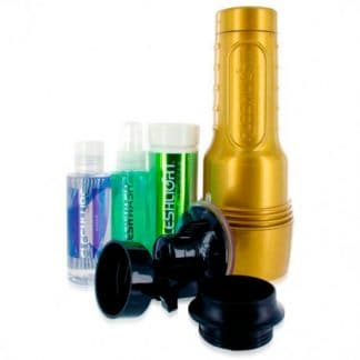 Unidad de entrenamiento de resistencia masculino de Fleshlight kit ducha