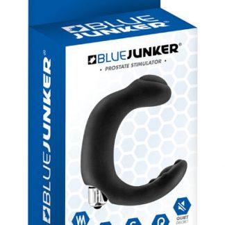 Blue Junker vibrador anal prostatico estimulador