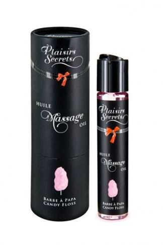 Aceite De Masaje Algodon De Azucar Plaisirs Secrets