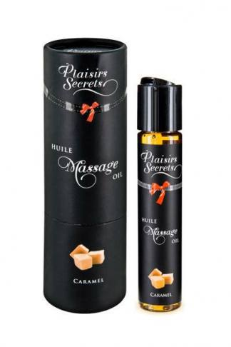 Aceite De Masaje Caramelo Plaisirs Secrets