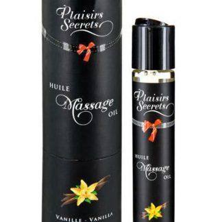 aceite de masaje vainilla Plaisirs Secrets