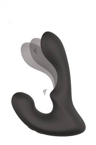 Estimulador Prostata Vibrador Y Movimiento Wave