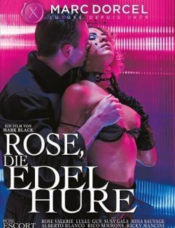 Rose escort de luxe de Marc Dorcel