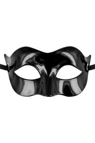 Mascara De Charol Negra