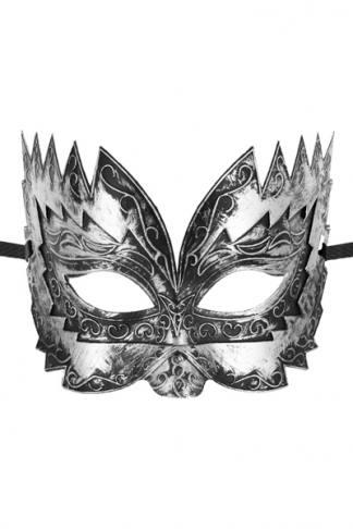 Mascara Plateada