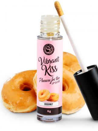 Gloss Labial Vibrador Donuts Glaseado