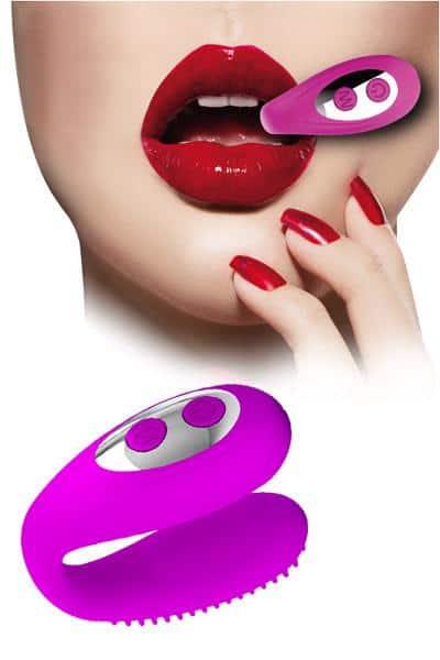 Vibrador Para Sexo Oral Recargable