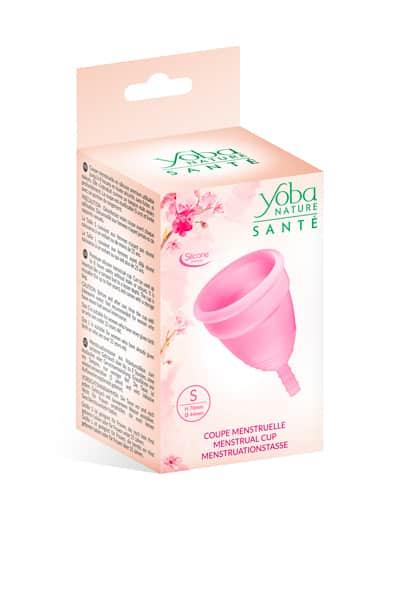 Copa menstrual talla S 1