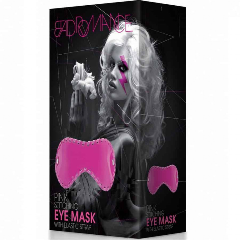Mascara rosa 1