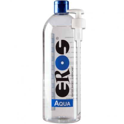 Lubricante denso medico Eros agua 1000 ml