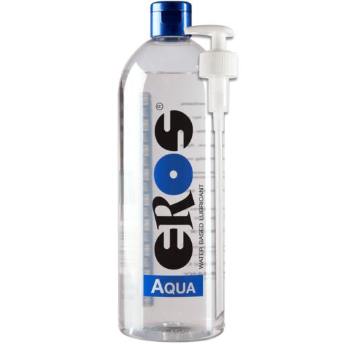 Lubricante denso medico Eros agua 1000 ml 1