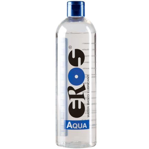Lubricante denso medico Eros agua 250 ml 1