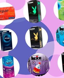 Preservativos especiales